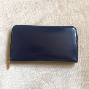 Céline  |  zip around wallet